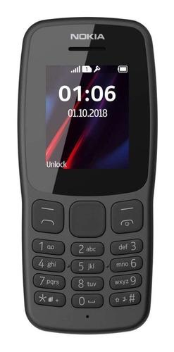 Promo! Nokia 106 Red 2g! Cuotas! Libre Radio Linterna Gtia