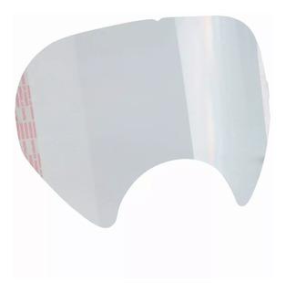 Película Viseira Para Respiradores Máscara Pintura 3m 6885 Série 6800