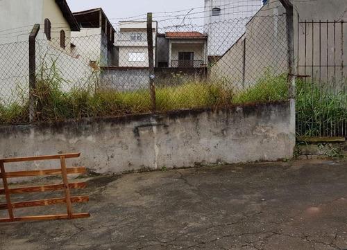 Imagem 1 de 2 de Excelente Terreno À Venda, 250 M² - Jardim Palermo - São Bernardo Do Campo.  - 47279