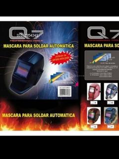 Mascara De Soldar Automatica Q7