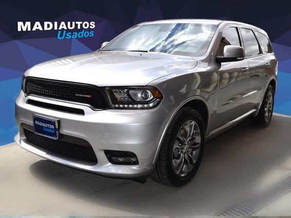Dodge Durango Gt 3.6 4x4 Aut 7 Ptos Blindada 2019