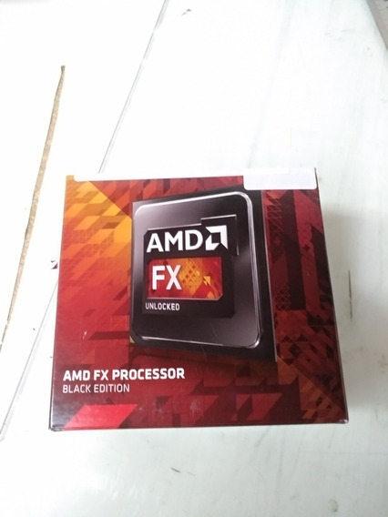 Processador Amd Fx-8350 4.0ghz 16mb Am3+ C/ Cooler