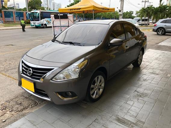 Nissan Versa New Versa