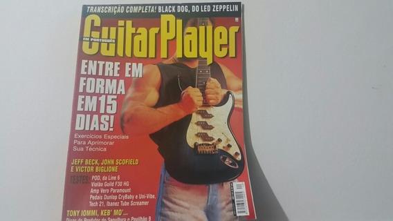 Jeff Beck / Tony Iommi - Guitar Player 40