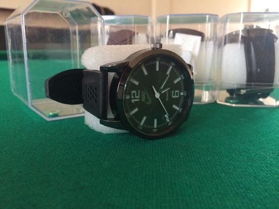 Relógio Correia Emborrachada Pulseira Silicone