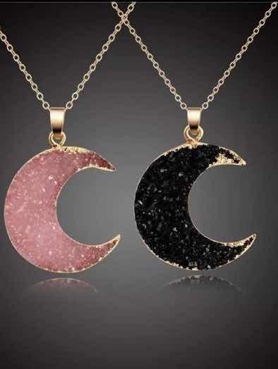 Collar Dije Luna