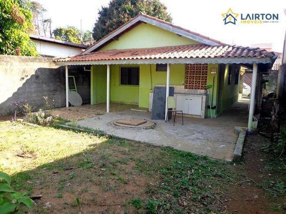 Oportunidade: Casa À Venda Com 250 M² De Terreno Por R$ 200 Mil No Jardim Imperial - Atibaia Sp - Ca1924