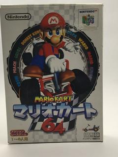 Mario Kart 64 Japones