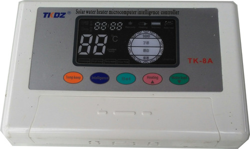 Imagen 1 de 4 de Tk8 Controlador Tk-8 Para Termotanque Solar