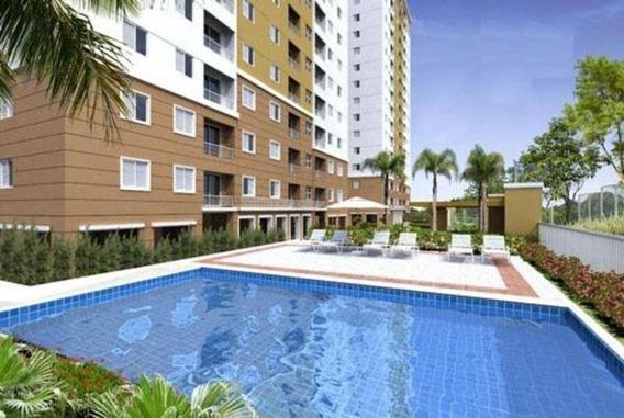 Apartamento À Venda 3 Dormitórios 1 Suíte, Lazer, 1 Vaga Garagem Coberta Campinas. - Ap6072