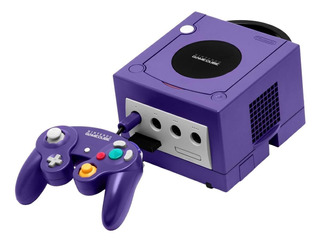 Nintendo GameCube 1.5GB Standard índigo