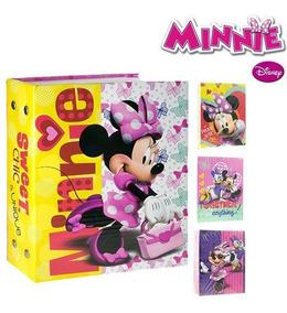 Album De Fotos Infantil Minnie Para 80 Fotos 10x15