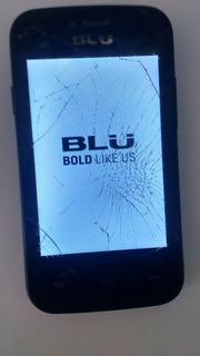 Celular Blu Dash Jr 3g D180v Com Defeito