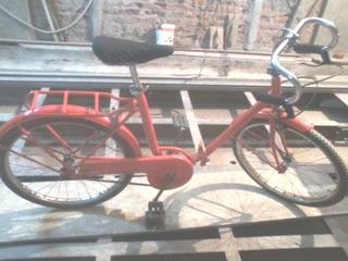 Bicicleta Plegable Aurorita Rodado 24 100x100 Impecable
