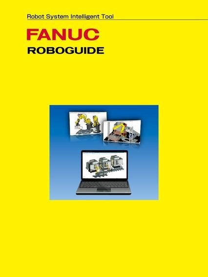 Fanuc Roboguide V9.1 Rev_g - Completo