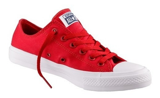 Converse The Chuck Taylor All Star 2 Ox 150151c Red Unisex