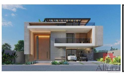Imagem 1 de 7 de Casa Com 5 Dormitórios À Venda, 860 M² Por R$ 10.900.000 - Condomínio Quintas Do Rio- Rio De Janeiro/rj - Ca1168