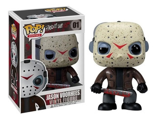 Funko Pop Movies Jason Voorhees 1 Rudestoy