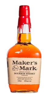 Whiskey Makers Mark De Litro Bourbon Whisky Envio Gratis