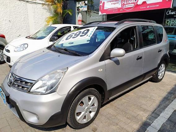 Nissan Livina 1.8 Sl X-gear 16v 2010