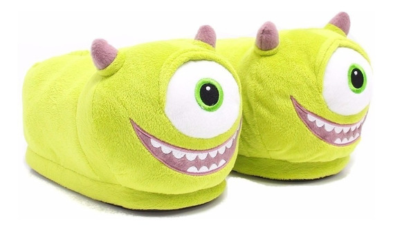 Pantufa Mike 3d Original Ricsen Solado De Borracha