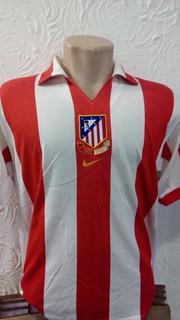 Camisa Centenário Atlético De Madrid - Nike 2003 Oficial