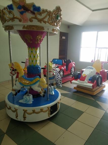 Máquina De Palomitas Carousel Carros