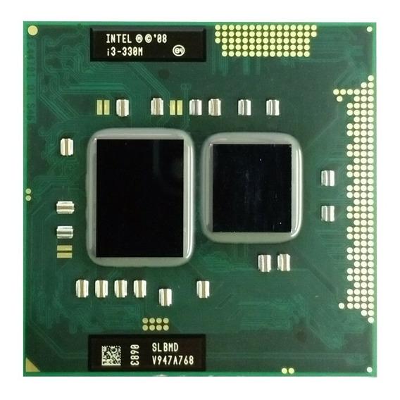 Processador Notebook Intel Core I3 330m - Nota Fiscal
