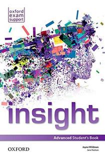 Insight Advanced - Student´s Book - Oxford