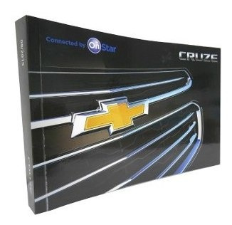 Manual Do Proprietario - Cruze 2015 2016