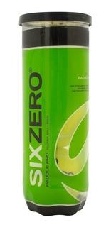 Pelotas Paddle Pro Sixzero® En Gol De Oro