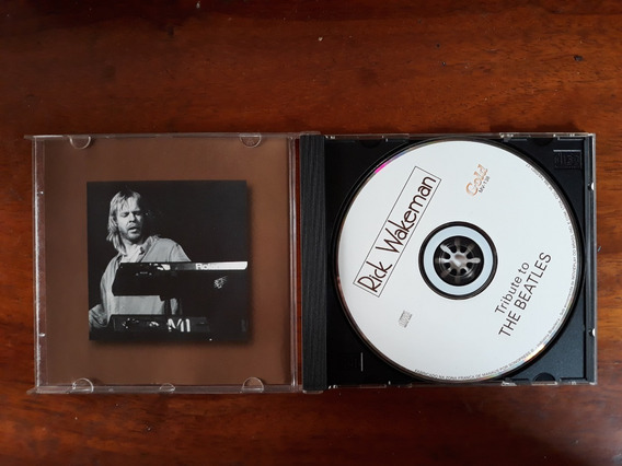 Cd Rick Wakeman - Tribute To The Beatles