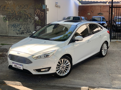 Ford Focus Iii 2.0 Titanium Gnc - 2016 - Impecable