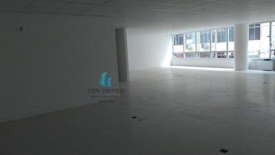 Sala Para Alugar No Bairro Centro Em Rio De Janeiro - Rj. - Alfândega 171m²-3053