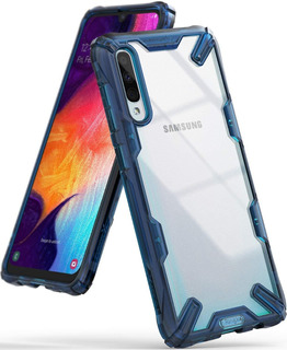 Case Funda Protector Ringke Fusion Anti-shock Galaxy A50 A70