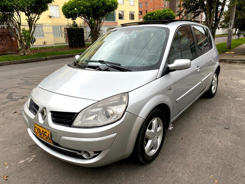 Renault Scenic Ii Mt2000cc Plata Aa Ab Dh Abs