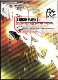 Dvd Linkin Park - Frat Party At The Pankake Festival