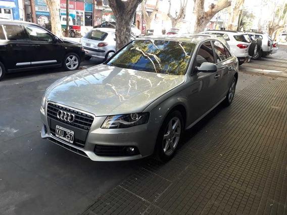 Audi A4 2.0 T Multitronic 2011 Excelente Estado Tomo Usado