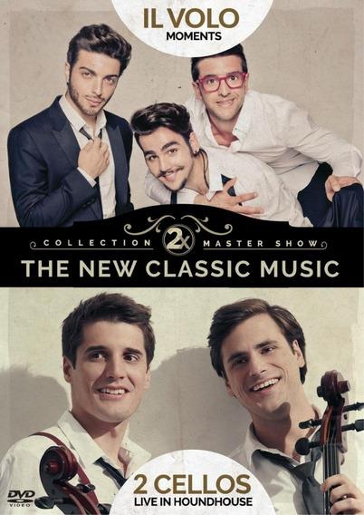 Il Volo & 2 Cellos - The New Classic Music - Dvd