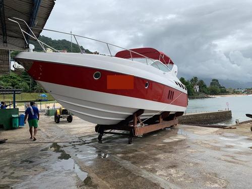 Phantom 360 Mercruiser Qsd 2x350 2011 Completa. Caiera