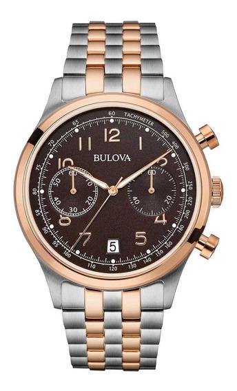 Relógio Feminino Bulova Dress Wb22391p