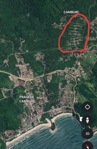 Terreno Em Camburi 200.20 M2, Todo Murado Com Escritura
