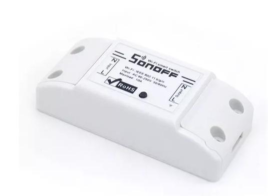 Kit Com 6 Sonoff Interruptor Wifi - Automação Residencial