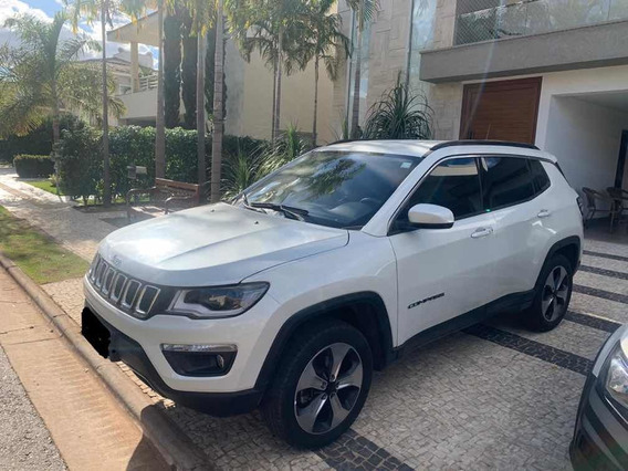 Jeep Compass 2018 2.0 Longitude Aut. 5p