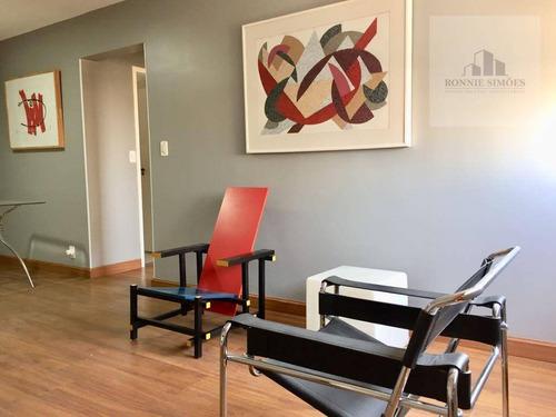 Imagem 1 de 9 de Apartamento À Venda Na Lapa, 3 Dormitórios, 97 M² - São Paulo. - Ap0687