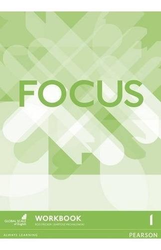 Imagen 1 de 1 de Focus 1 - Workbook - Pearson