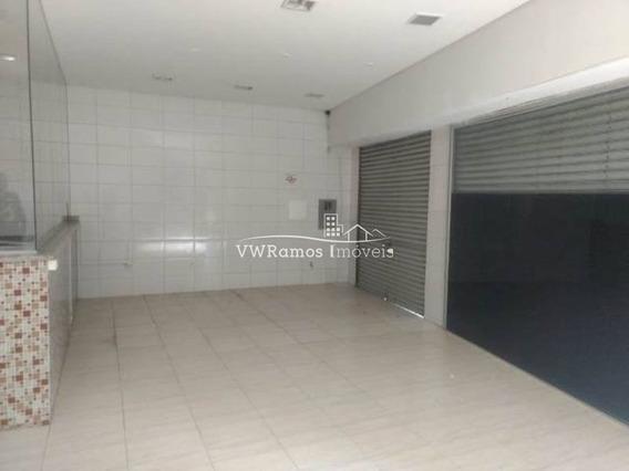 Salão Para Locação No Bairro Vila Formosa, 235 M² - 800