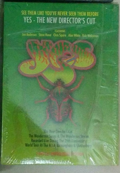 Yes - The New Director´s Cut (2 Dvds) - Original