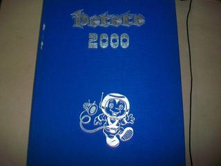 Libro De Petete 2000 Impecable Del Año 1977