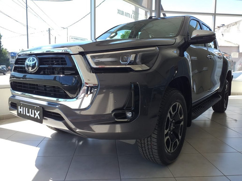Toyota Hilux Srx 4x4 Mt My Abril 2021